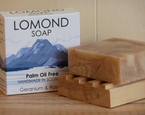 Geranium & Rosehip Hand Soap