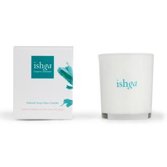 ishga - Hebridean Dreams Candle Small