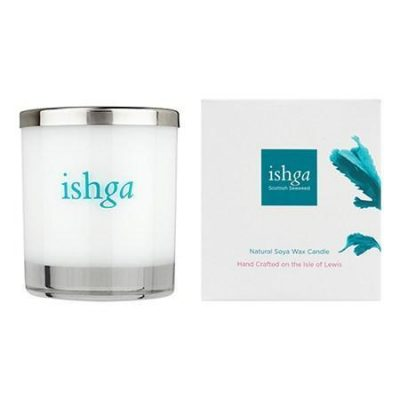 ishga - Hebridean Dreams Candle Large