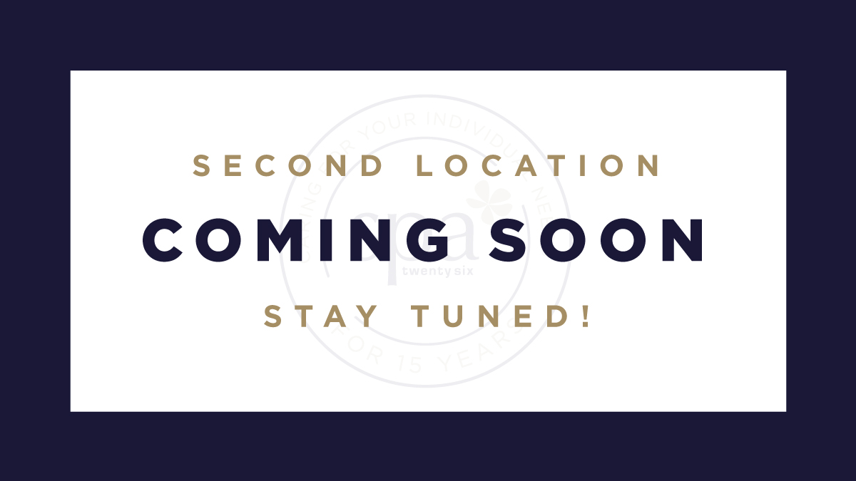 New Location Coming Soon