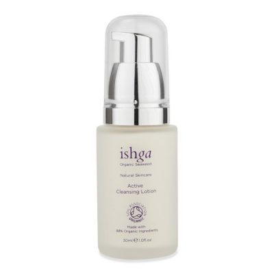 ishga - Active Cleansing Lotion 30ml (Travel size)