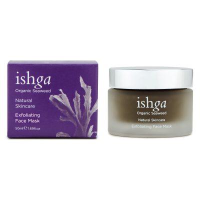 ishga - Exfoliating Face Mask