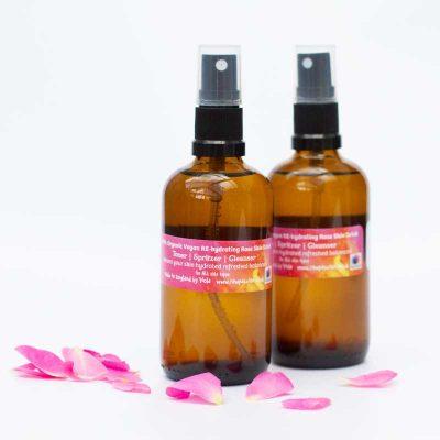 Rehyrdating Rose Skin Drink